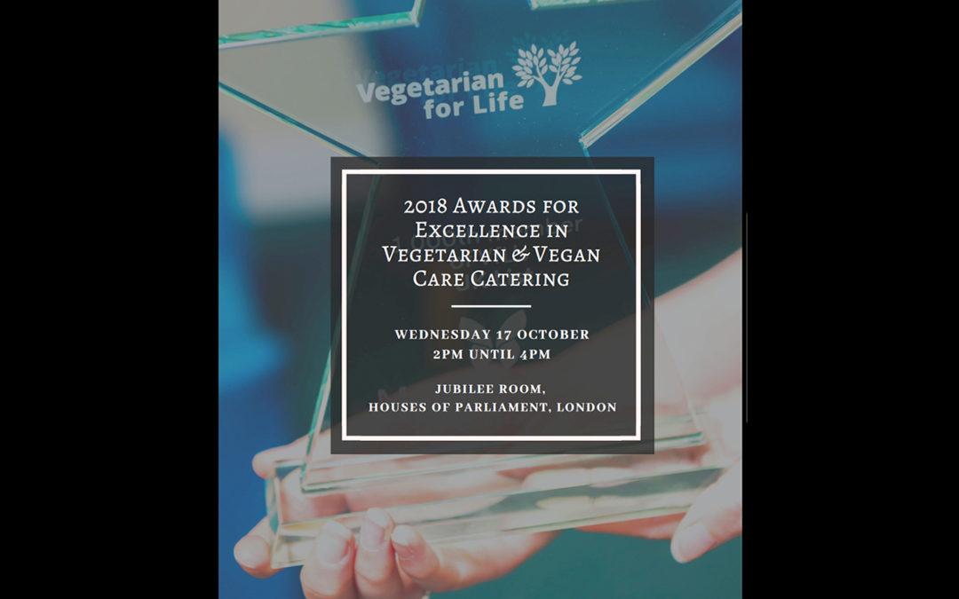 Nellsar attends the Vegetarian for Life Awards