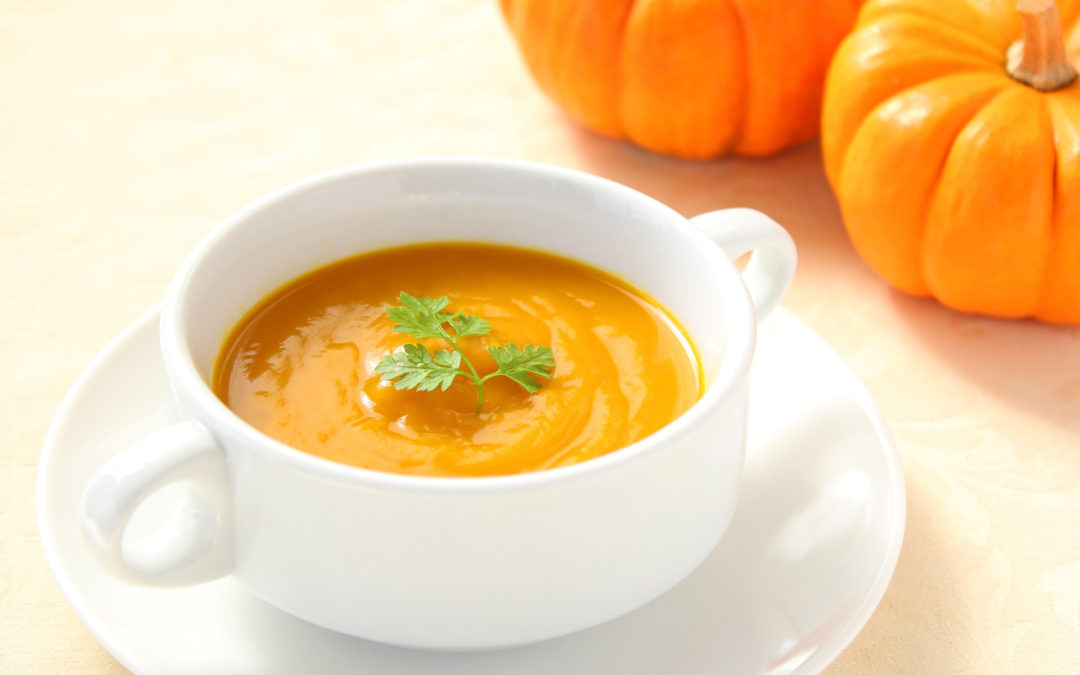 This season's favourite – the wonders of the pumpkin