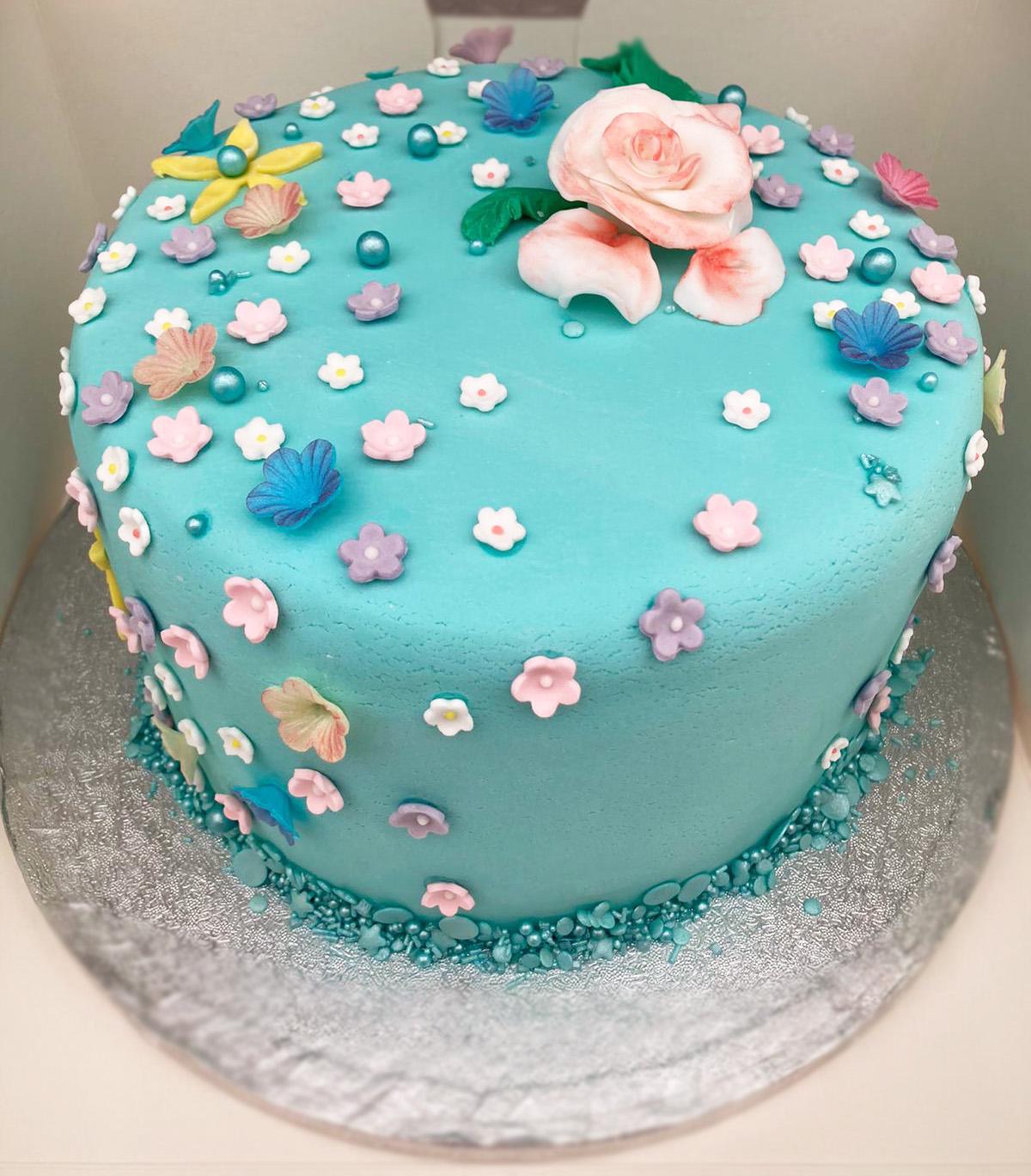 Meyer House cake